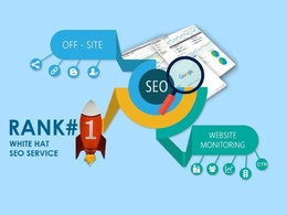 Turbo Boost Your Rankings with Power SEO Package, White Hat