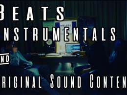 Provide You With Original Sound Content (Custom Instrumental)