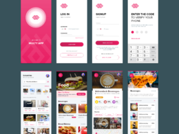 Design an amazing mobile UI  and Web Design
