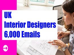 UK Interior Designer Email list Email Database 6K Email Address