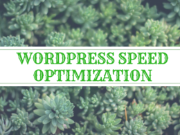 Optimize your website to improve the page loading speed.