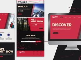 Build an amazing website