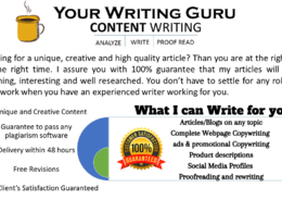 Write an article/webpage copywriting/blog of 500 words