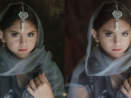 Retouch your 3 photos with High-end Result