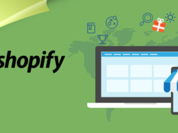 Design an attractive Shopify store.