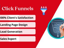 Design a funnel using ClickFunnels Kajabi WordPress