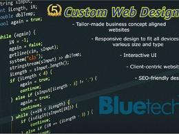 Bluetech IT Services's header