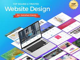 Design, Develop&Host A Responsive SEO Friendly WordPress Website