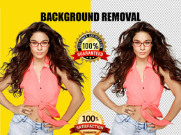 Cut out images or remove background removal 20 photos