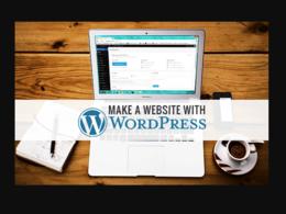 Design an attractive and responsive WORDPRESS Website.