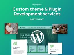 Code wordpress plugin or themes