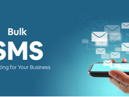 Provide bulk sms marketing solution for your business promotion