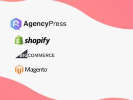 AgencyPress's header