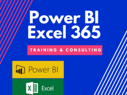 Do Microsoft Excel or Power BI training & support for an hour