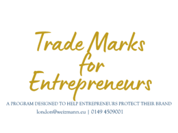 Help entrepreneurs & freelancers to protect their brand