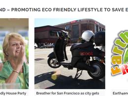 Guest post on Ecofriend.com  DA -60 News Blogs