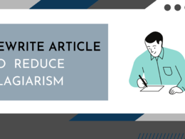 Rewrite or paraphrase up to 1000 words to pass plagiarism