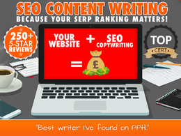 SEO CONTENT WRITING (BLOGS, ARTICLES & WEB CONTENT)