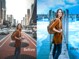 Photoshop any photo to anything you want