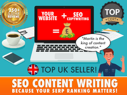 SEO CONTENT REWRITING (BLOGS, ARTICLES, WEB CONTENT)