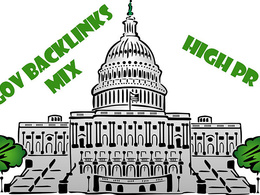 Create 5 high authority redirect gov links