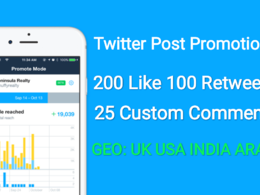 Promote Your Twitter Post For Real Engagement