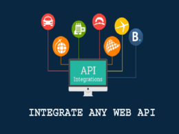 I will integrate rest, json and web api in php, javascript.