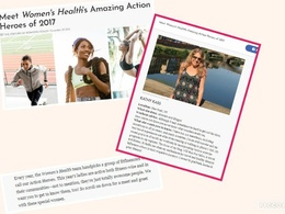 Publish content on two women's magazines, websites