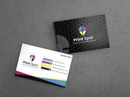 Print Spot's header