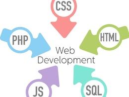 Create you a complete website