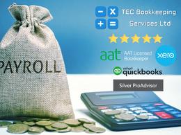 TEC Bookkeeping Services Ltd's header