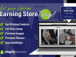 Build a Shopify store for you