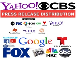 PR Distribution on Yahoo Finance/News, APNews, Marketwatch Etc.