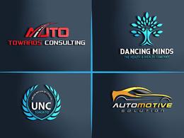 Do modern professional business logo design