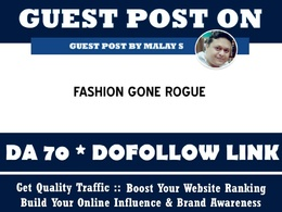 Guest Post on Fashiongonerogue. Fashiongonerogue.com - DA70