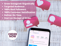 Do super fast organic instagram growth in one month