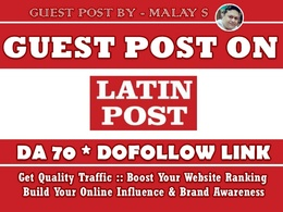 Guest post on Latinpost. Latinpost.com DA70