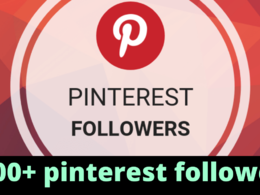 Promote Your Pinterest Profile to 2000+ People for your grow