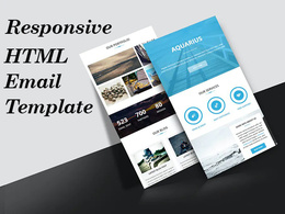 Design Email Template with HTML and CSS