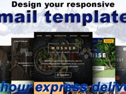 Create responsive email template