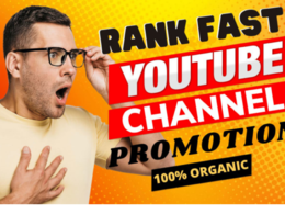 Promote your YouTube video for getting 1k views