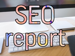 Do an SEO audit report with concrete suggestions to increase tra