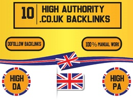 ⭐ Moz DA 50+ Dofollow Backlinks - 100% Manual Link Building ⭐