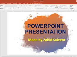 PowerPoint Slides / Presentation Each 10 slides