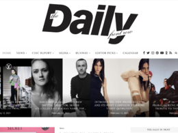 Get you featured on Fashion Week Daily (Daily Front Row)
