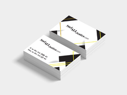 Design  modern and unique business card