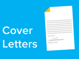 Write a Cover Letter for Your Job Application