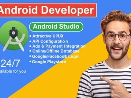 Develop an amazing android app