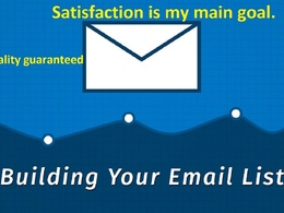 Generate 1000 leads for CEOs/MD/Owners/President
