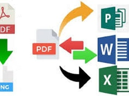 Edit 100 PDF pages to Word/Excel/PowerPoint